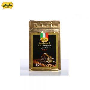 پودر قهوه فوری اسپرسو