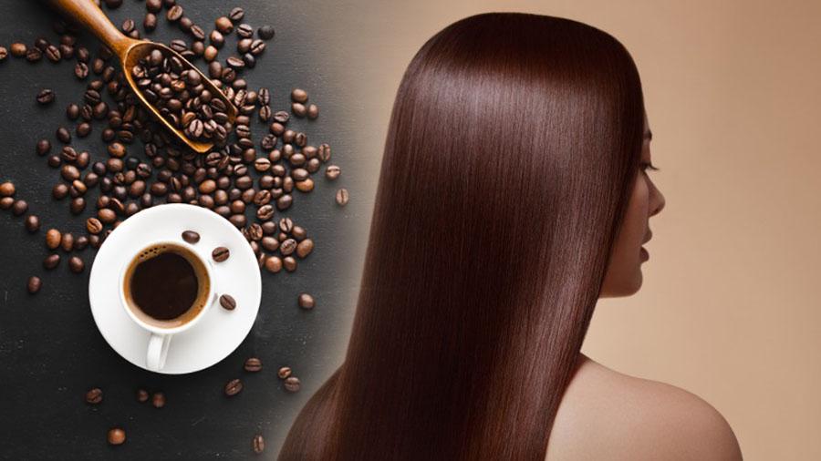 تاثیر قهوه بر مو